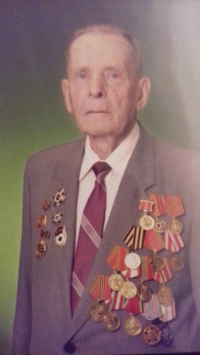Ширяев Георгий Алексеевич