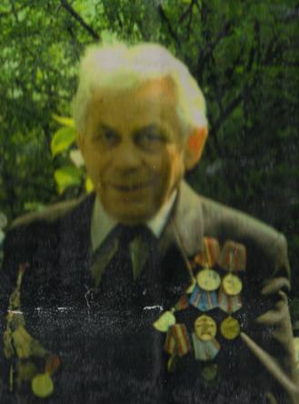 Савеков Василий Романович