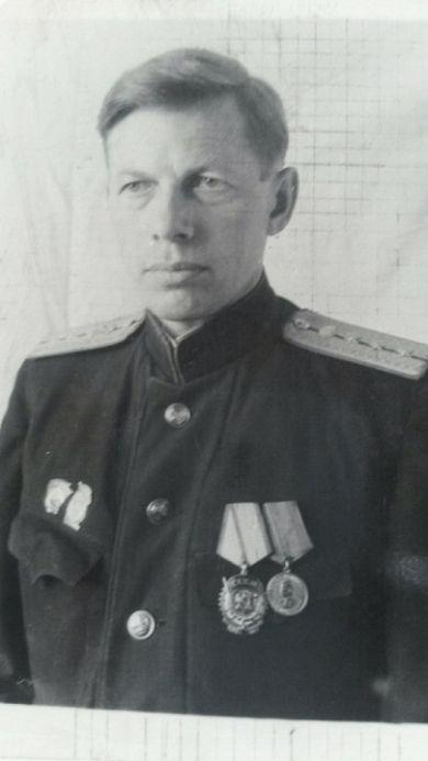 Хомяков Виктор Павлович