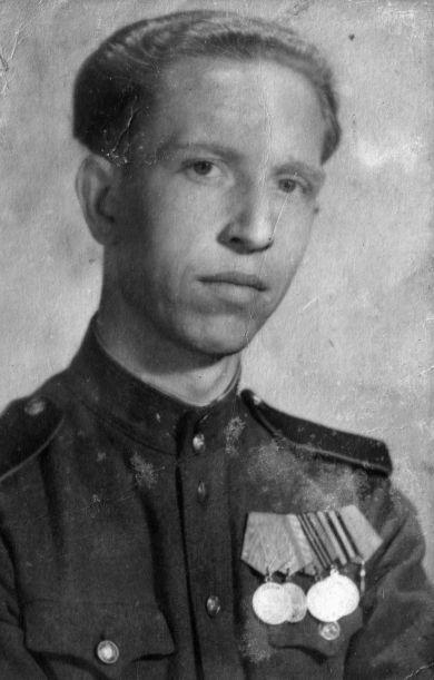 Пальчиков Николай Захарович