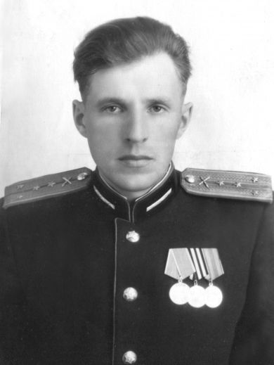 Замяткин Николай Александрович