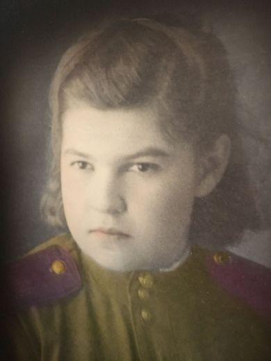 Харитонова Александра Николаевна