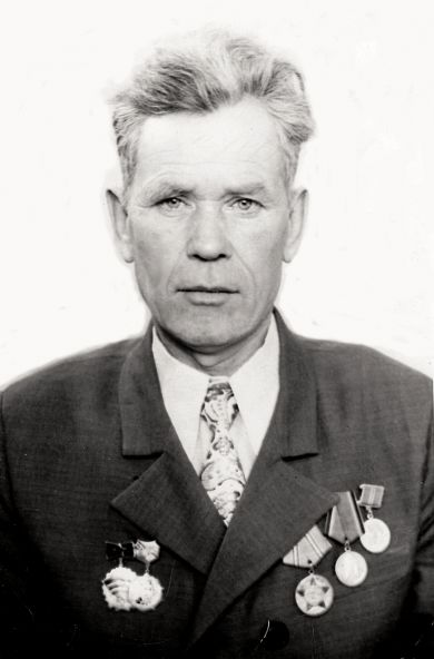 Гурьев Дмитрий Степанович