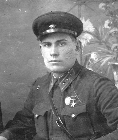 Иван Степановия Мясников