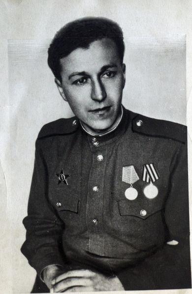 Фурсов Дмитрий Григорьевич