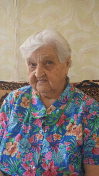 Афонюшкина Октябрина Васильевна