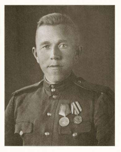 Лазарев Василий Васильевич