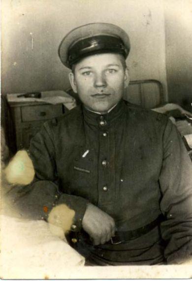 Федотов Павел Владимирович