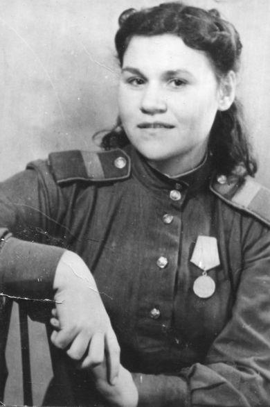 Скокова Мария Яковлевна