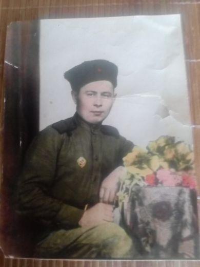 Шафигулин Закюла