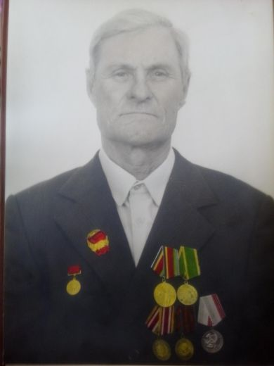 Колосов Михаил Иванович