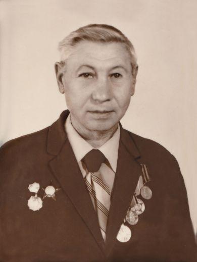 Пылихин Матвей Михайлович