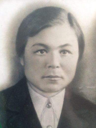 Зимина Анна Дмитриевна