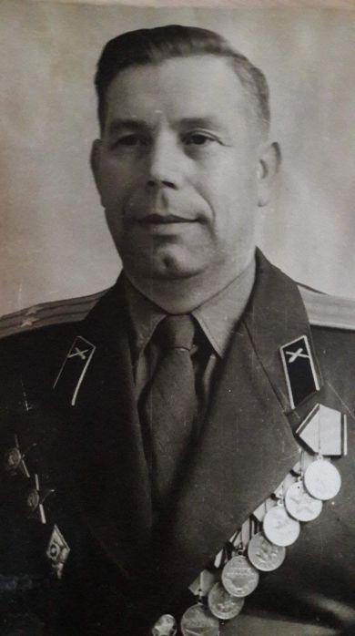 Степаков Павел Семенович