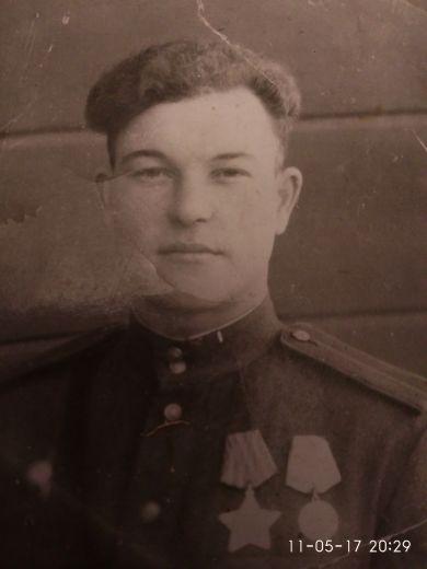Жаров Николай Алексеевич