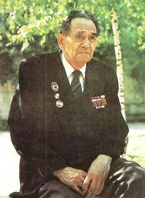 Усманов Хатып(Госман) Усманович