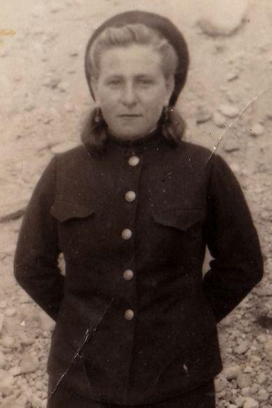 Астафьева Мария Прокопьевна