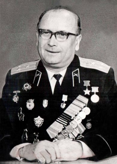 Волков Михаил Иванович