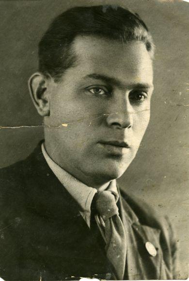Марголин, Матвей Борисович