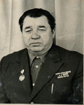 Бородин Николай Антонович