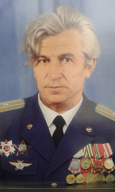 Цепков Андрей Исаевич