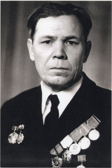 Шебунин Василий Дмитриевич