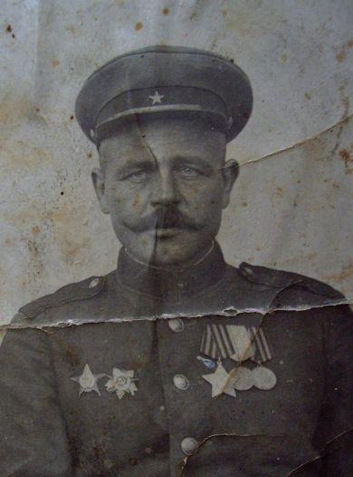 Шевченко Иван Алексеевич