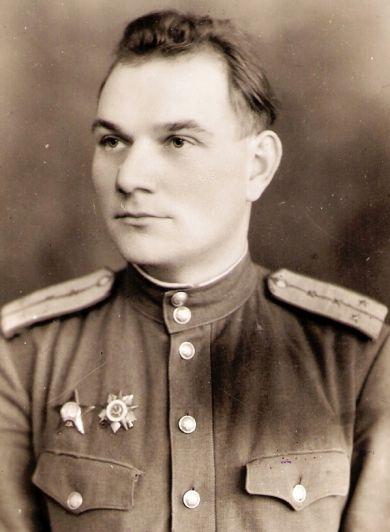 Шенделов Иосиф Дмитриевич
