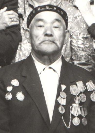 Шаменов Кадыр