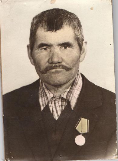 Шамбасов Егинбай