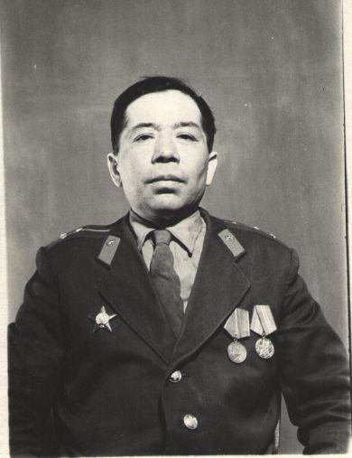 Амиров Кожан