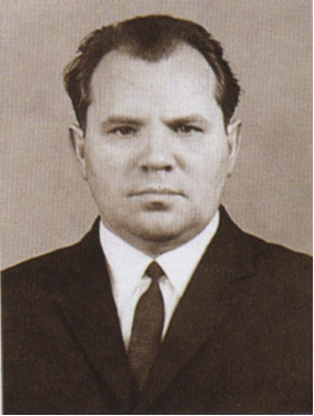 Колосов Николай Никитович