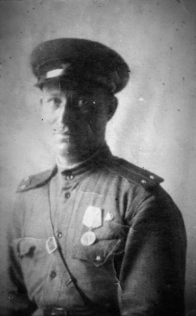Серенок Петр Матвеевич