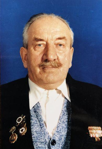 Юдин Иван Афанасьевич