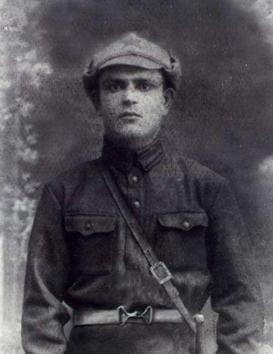 Фролов Павел Иванович