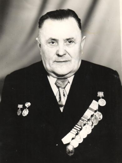 Беляев Михаил Сергеевич