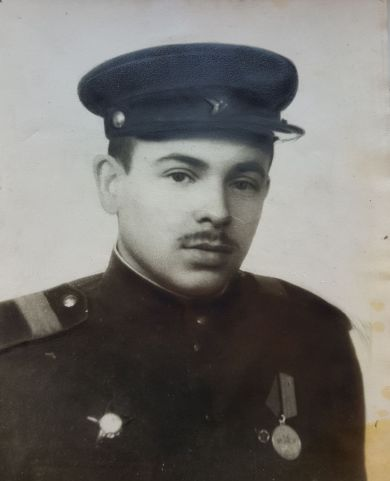 Юдаев Федор Михайлович
