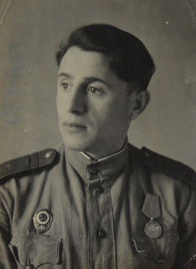 Аронсон Исаак Самуилович