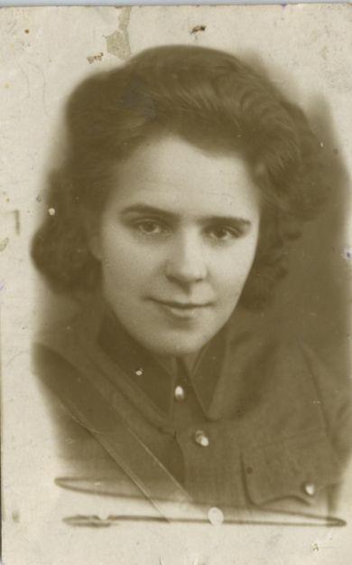 Наговицына(Алферова) Вера Григорьевна