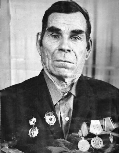 Рыбин Пантелей Терентьевич