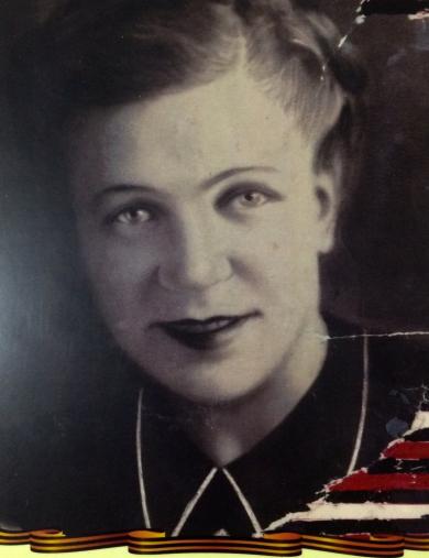 Букина Анастасия Васильевна