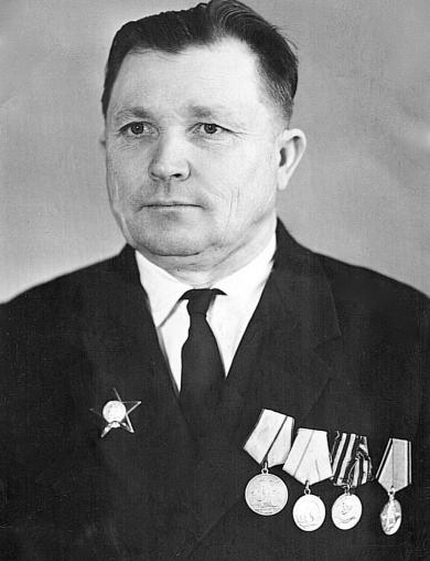 Черкасов Иван Тимофеевич