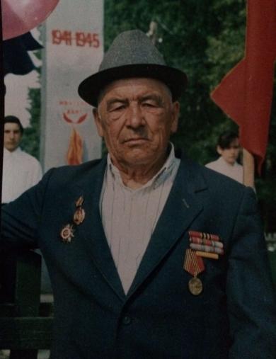 Мифтахов Фатых Сабирович