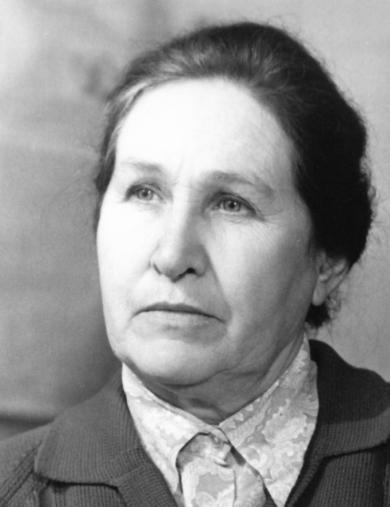 Рыбчевская Мария Яковлевна