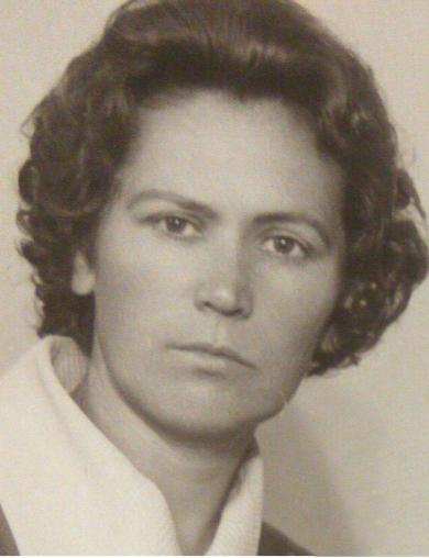 Соболь Матрена Михайловна