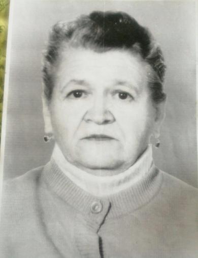 Степанова Валентина Васильевна