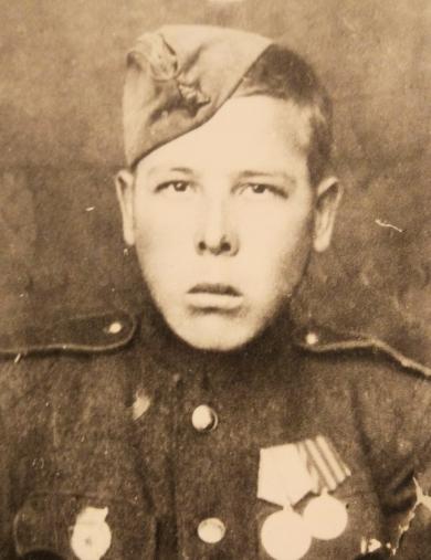 Орлов Михаил Матвеевич