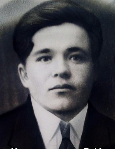 Кривошеин Сергей Иванович