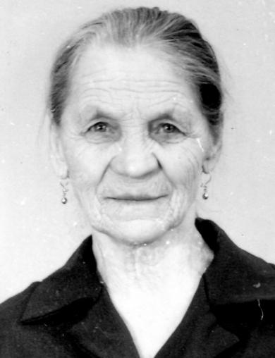 Мандрыкина Мария Ефремовна