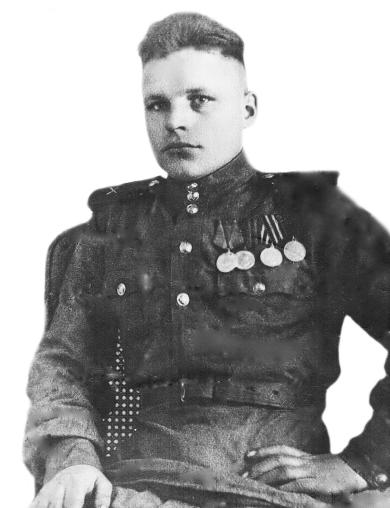 Гаврилов Михаил Павлович